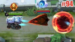 WTF Mobile Legends Funny Moments Episode 94 | Johnson Aldous Cyclops 😂 + Giveaway New Rules 🤩