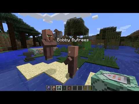 EZ-NPC: A Minecraft 1.13 NPC Creation Library