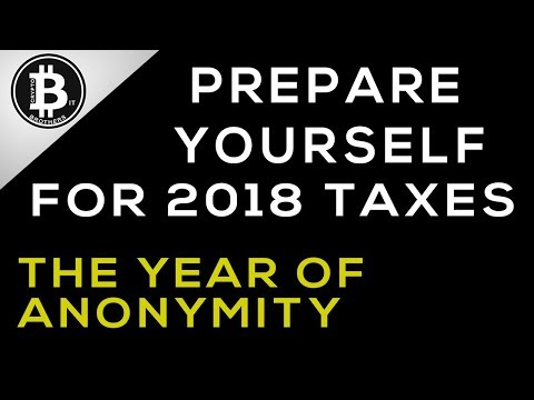 What to do in 2018 for Crypto-Tax Preparation, Tax Laws Have Changed