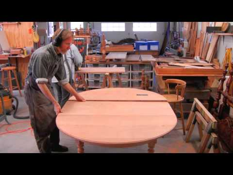 Making the Johnson Table