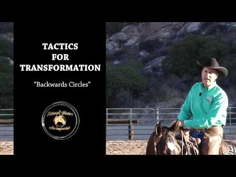Backwards Circles by Richard Winters & Weaver Leather