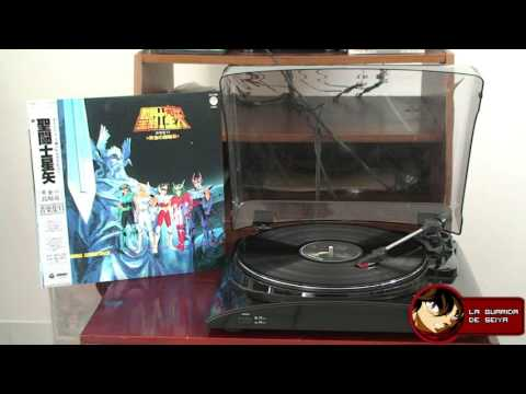 Saint Seiya - Original Soundtrack VI Vinyl Version - Find Balmung Sword