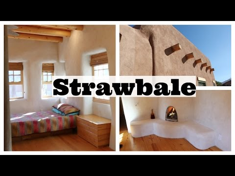 Turning a Tiny House Into a Small House (Strawbale Addition)