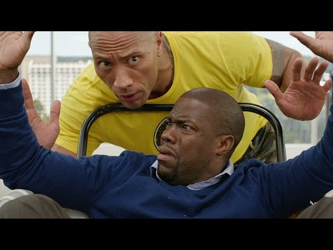Central Intelligence - Official Trailer [HD]