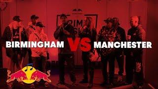 Birmingham vs Manchester | FINAL | Grime-A-Side 2017