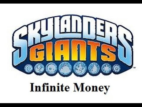 Skylanders Giants Easy Money Tutorial (Infininte Money)