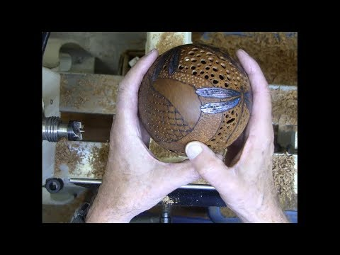 Jon Lindgren Hollow Spheres 1