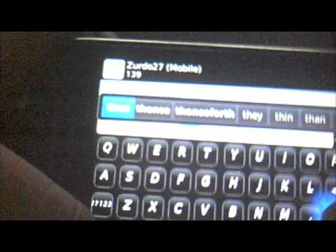 BlackBerry Storm 9530: New Leaked Upgrade v5.0.0.191
