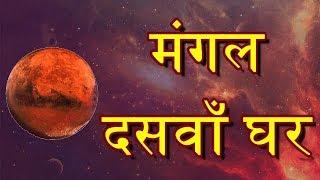 Saturn in 10th house hindi | शनि दशम भाव में | Shani in