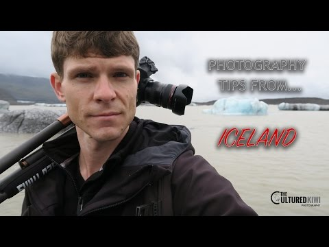 Travel Photography Tips for Iceland