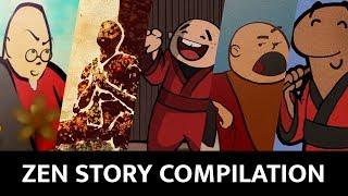 ZEN Stories | COMPILATION #1 of FIVE Short ZEN stories in English
