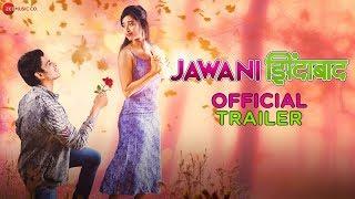Jawani Zindabad - Official Trailer | Abhishek Sathe, Ketaki Narayan, Manasi Naik