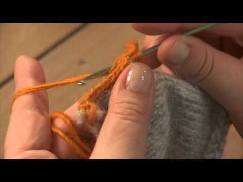 How to Make Buttonholes For Knit Cardigans with Ragga Eiríksdóttir | Craftsy Knitting Tutorial