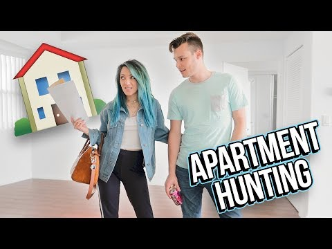Apartment Hunting Gone WRONG...We toured 9 Apartments in 1 Day