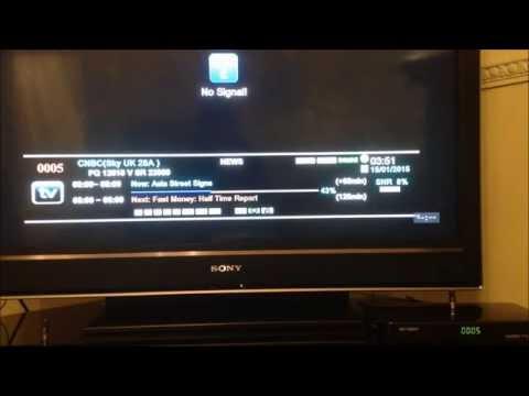 No Signal Fix for Openbox / Skybox / Libertview