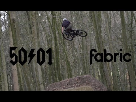 50to01's trip to Fabric HQ
