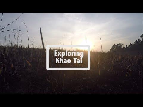 Exploring Khao Yai National Park - Thailand 2016