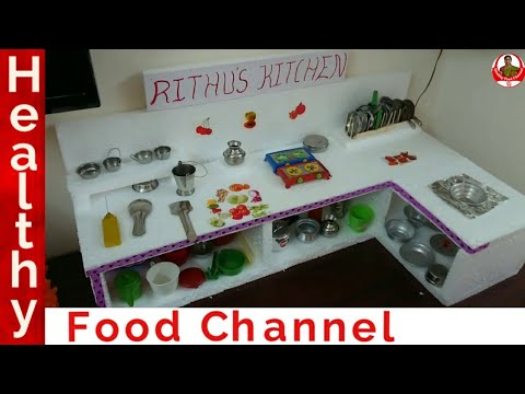 Mini kitchen | My Daughter's kitchen