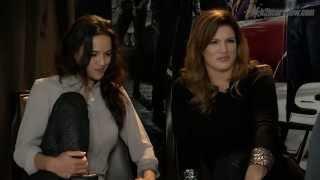 FF6 Part 3: Manila Premiere Michelle Rodriquez & Gina Carano Interview