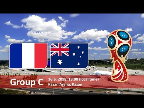 WORLDCUP PREDICTION: FRANCE-AUSTRALIA