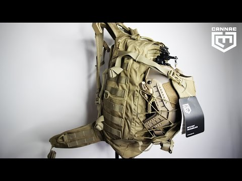 Cannae Pro Gear - Phalanx Pack with Helmet Carry