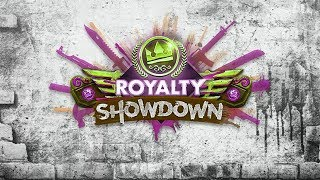 Royalty Showdown Tournament | GIVEAWAY IN DESCRIPTION! -  H1Z1 FREE SKIN AVAILABLE!