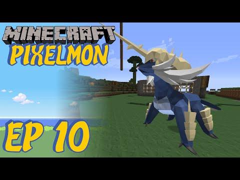 STEALING APRICORNS AND FREE SHINYS!!! | Pixelmon Mod | Minecraft