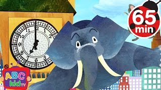 Hickory Dickory Dock (2d)    More Nursery Rhymes & Kids Songs - Cocomelon