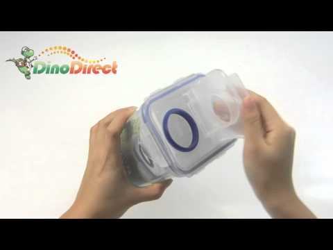 Plastic Airtight Food Storage Container  from Dinodirect.com