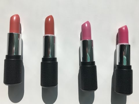 Red Apple Lipstick Spring 2018 Limited Edition Colors & SALE