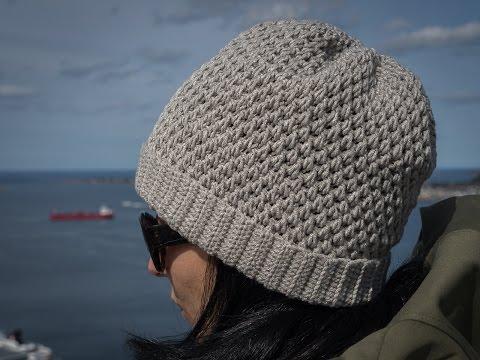 How to make crochet hat / beanie
