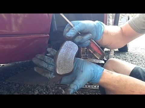 2003 Ford Focus SE Front brakes replacement