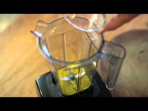 A Simple Blender Made Hollandaise Sauce