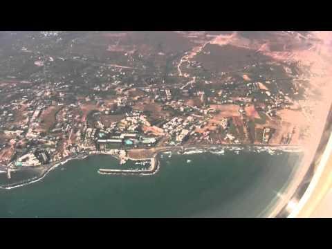 Flight to Crete