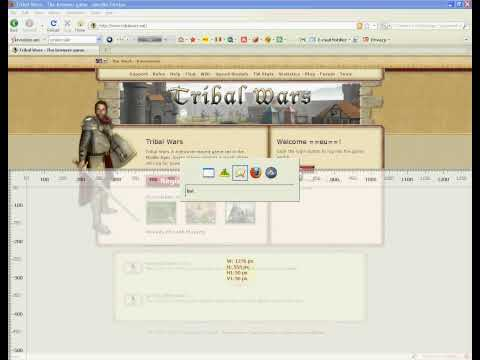 How to make a bot for Browser games