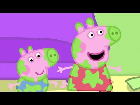 Xxx Mp4 डैडी सुअर फ्रेम लगा रहे है हिन्दी में Peppa Pig हिंदी Kahaniya बच्चों के लिए हिंदी कार्टून 3gp Sex