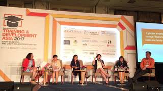 Training & Development Asia 2017: How do you manage mother