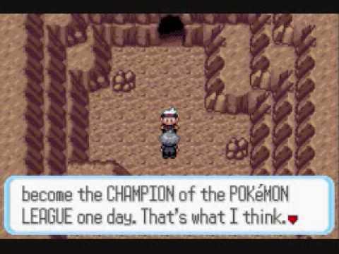 Pokemon Sapphire Walkthrough Part 9: Dewford Town