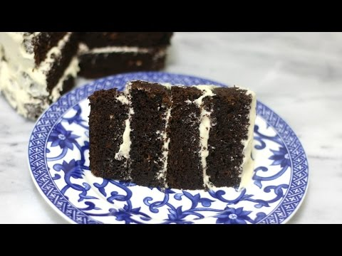 Guinness Chocolate Cake With Bailey's Buttercream - Episode 201