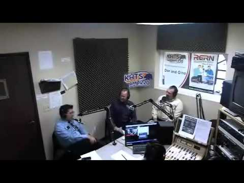 Mark Thompson retirement from the Mark and Brian morning show I