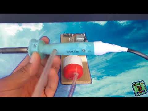 How To Make A Hot Air Gun Simple At Home