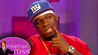50 Cent Boldly Speaks on 'Beefin' with Ja Rule   Friday Night With Jonathan Ross