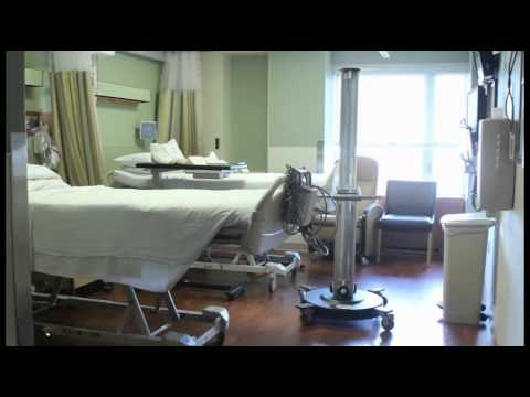 Are hospital surfaces really clean?
