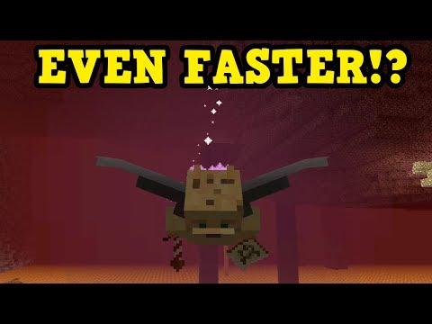 Minecraft PS3 / Xbox TU53 - EVEN FASTER FIREWORK ELYTRAS