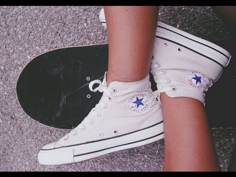 Keep your chucks white forever and waterproof