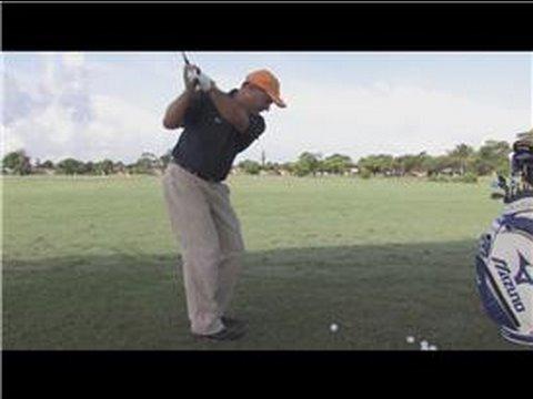 Golf Tips : How to Hit a Golf Ball Far