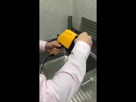 How to properly clean your KREA Swiss food spray gun