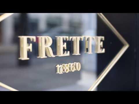FRETTE Flagship Store launch | London