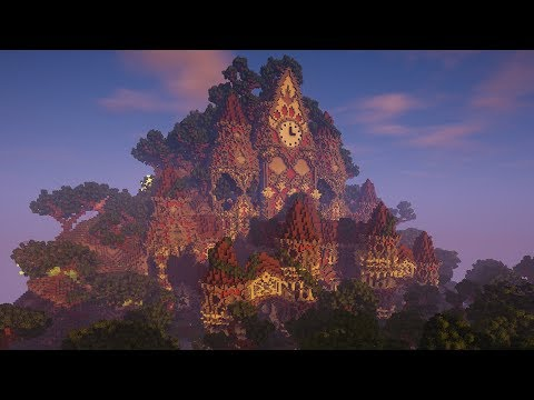 Minecraft Server Build + Free Download [ Spawn Hub Lobby ]