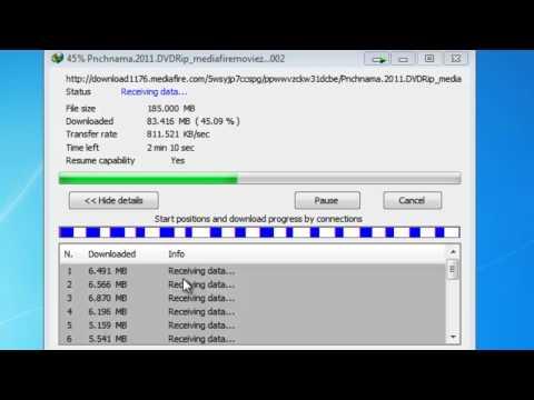 Tata Docomo 3G speed in IDM   (6.5 Mb/s)